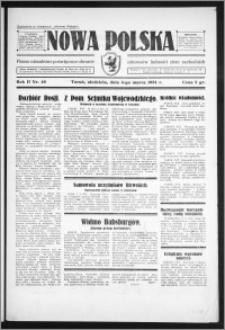Nowa Polska 1934, R. 2, nr 47