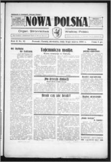 Nowa Polska 1934, R. 2, nr 52