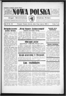 Nowa Polska 1934, R. 2, nr 53