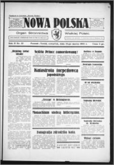 Nowa Polska 1934, R. 2, nr 55