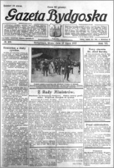 Gazeta Bydgoska 1927.07.27 R.6 nr 169