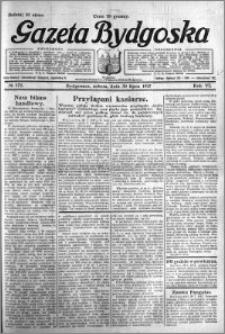 Gazeta Bydgoska 1927.07.30 R.6 nr 172