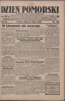 Dzień Pomorski 1932.07.08, R. 4 nr 154