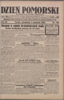 Dzień Pomorski 1932.08.07, R. 4 nr 180