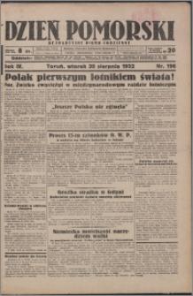 Dzień Pomorski 1932.08.30, R. 4 nr 198
