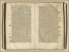 Opera ..., quae hactenus publicum receperunt omnia in primis pia et erudita ... atque in unum Corpus iam primum collecta et excusa, quorum catalogum pagella sequens indicabit ...