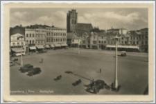Lauenburg i. Pom. : Marktplatz