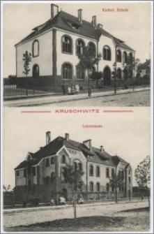 Kruschwitz : Kathol. Schule : Lehrerhaus
