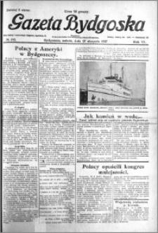Gazeta Bydgoska 1927.08.27 R.6 nr 195