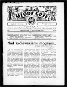 Młody Gryf 1931, R. 1, nr 30