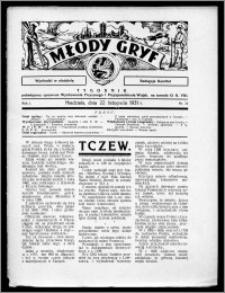 Młody Gryf 1931, R. 1, nr 34