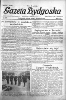 Gazeta Bydgoska 1927.09.06 R.6 nr 203
