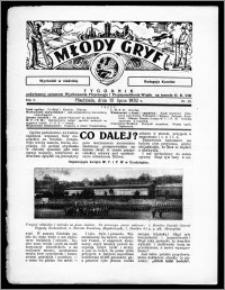 Młody Gryf 1932, R. 2, nr 28