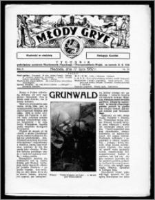 Młody Gryf 1932, R. 2, nr 29