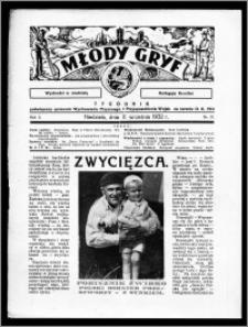 Młody Gryf 1932, R. 2, nr 37