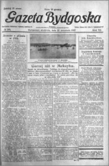Gazeta Bydgoska 1927.09.11 R.6 nr 208