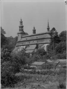 Kartuzy [Kościół parafialny pw. św. Kazimierza – widok od płd. wschodu]