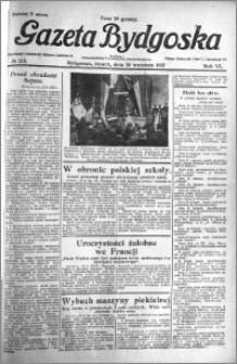Gazeta Bydgoska 1927.09.20 R.6 nr 215