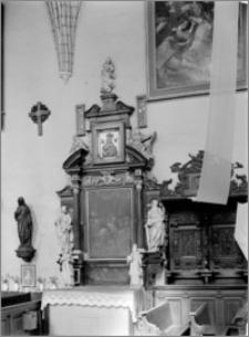 Kartuzy [Kościół parafialny pw. św. Kazimierza – ołtarz boczny]