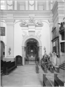 Kazimierz n/Wisłą [Kościół parafialny pw. św. Jana Chrzciciela i św. Bartłomieja – portal do Kaplicy Królewskiej]