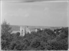 Kazimierz n/Wisłą [Zamek – widok od strony wschodniej]