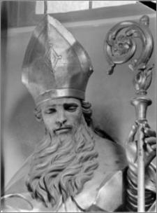 Kielce [Kościół Seminaryjny pw. Trójcy Świętej – fragment ołtarza głównego]