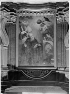 Koprzywnica [ Kościół parafialny pw. św. Floriana – obraz autorstwa Bartłomieja Strobla w ołtarzu bocznym w nawie płn.]