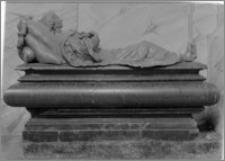 Końskowola [Kościół parafialny pw. Znalezienia Krzyża Św. i św. Andrzeja Apostoła – nagrobek Zofii Lubomirskiej]