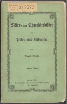 Sitten- und Charakterbilder aus Polen und Lithauen Bd. 2