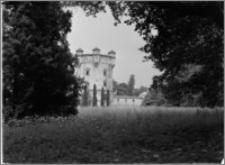 Krasiczyn [Zamek – widok od wschodu]