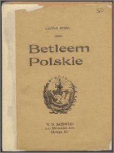 Betlejem polskie