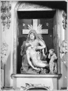 Kalisz. Sanktuarium Św. Józefa. Ołtarz boczny - Pieta