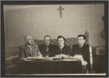 Stanisław Kiałka u Heleny Karło-Żeromskiej
