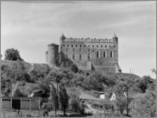 Golub [Zamek – widok od strony wschodniej]