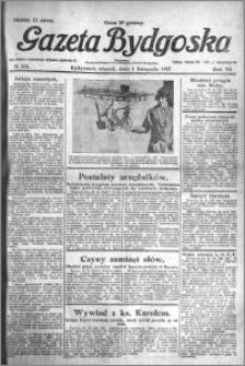 Gazeta Bydgoska 1927.11.01 R.6 nr 251