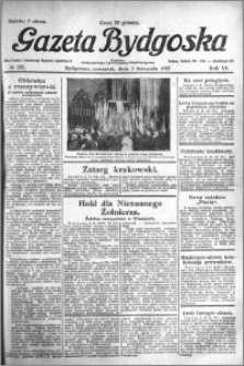 Gazeta Bydgoska 1927.11.03 R.6 nr 252