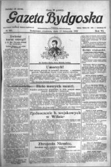 Gazeta Bydgoska 1927.11.13 R.6 nr 261