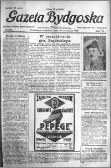Gazeta Bydgoska 1927.11.20 R.6 nr 267