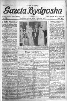 Gazeta Bydgoska 1927.12.02 R.6 nr 277
