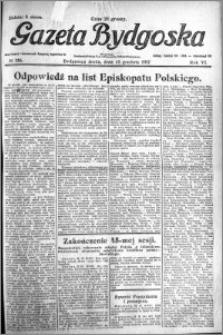 Gazeta Bydgoska 1927.12.14 R.6 nr 286