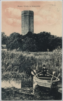 Mysza Wieża w Kruszwicy