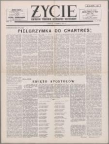 Życie : katolicki tygodnik religijno-kulturalny 1952, R. 6 nr 22 (258)