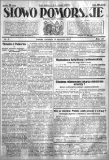 Słowo Pomorskie 1927.01.13 R.7 nr 9
