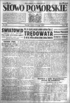 Słowo Pomorskie 1927.02.01 R.7 nr 25