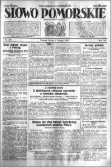 Słowo Pomorskie 1927.02.02 R.7 nr 26