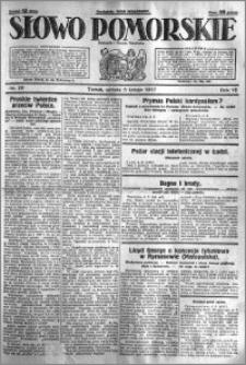 Słowo Pomorskie 1927.02.05 R.7 nr 28