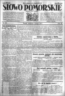 Słowo Pomorskie 1927.02.06 R.7 nr 29