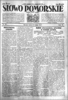 Słowo Pomorskie 1927.02.16 R.7 nr 37