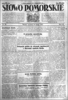 Słowo Pomorskie 1927.02.17 R.7 nr 38