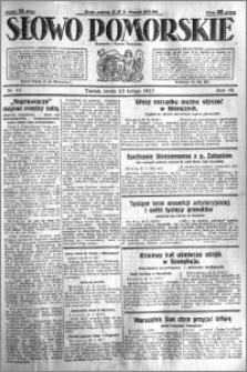 Słowo Pomorskie 1927.02.23 R.7 nr 43